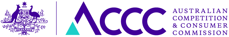 LOGO OF Australian Competition and Consumer Commission
