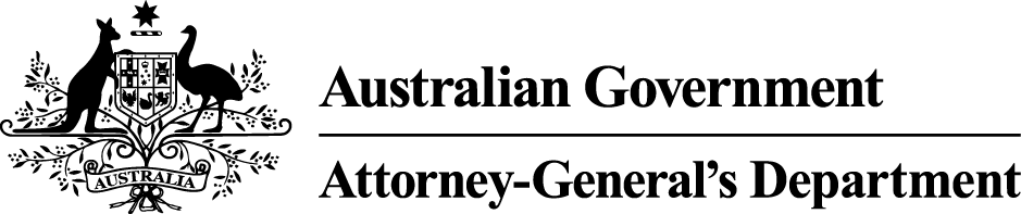 Attorney-General's Department logo