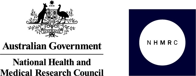 National Health and Medical Council logo